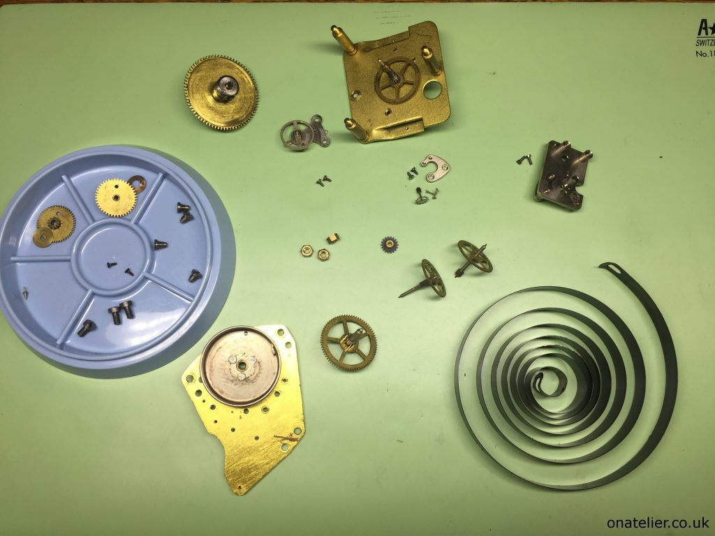 Jaeger-Cockpit-Clock-Service-movement-disassembled