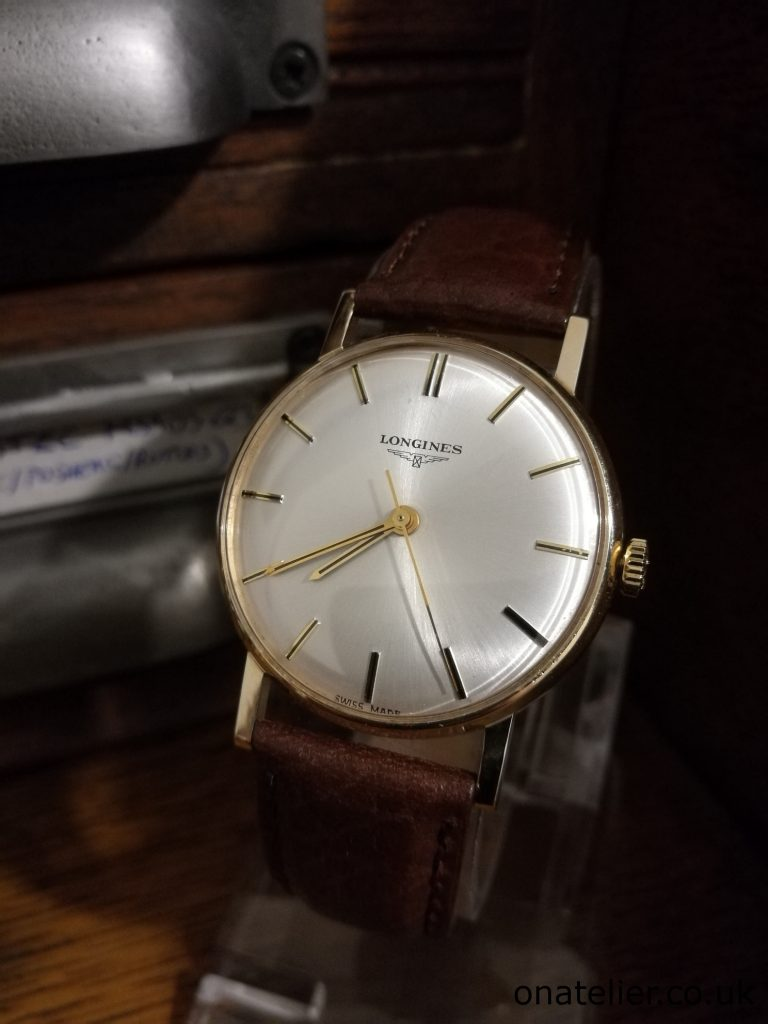 Longines-Calibre-284-Serviced