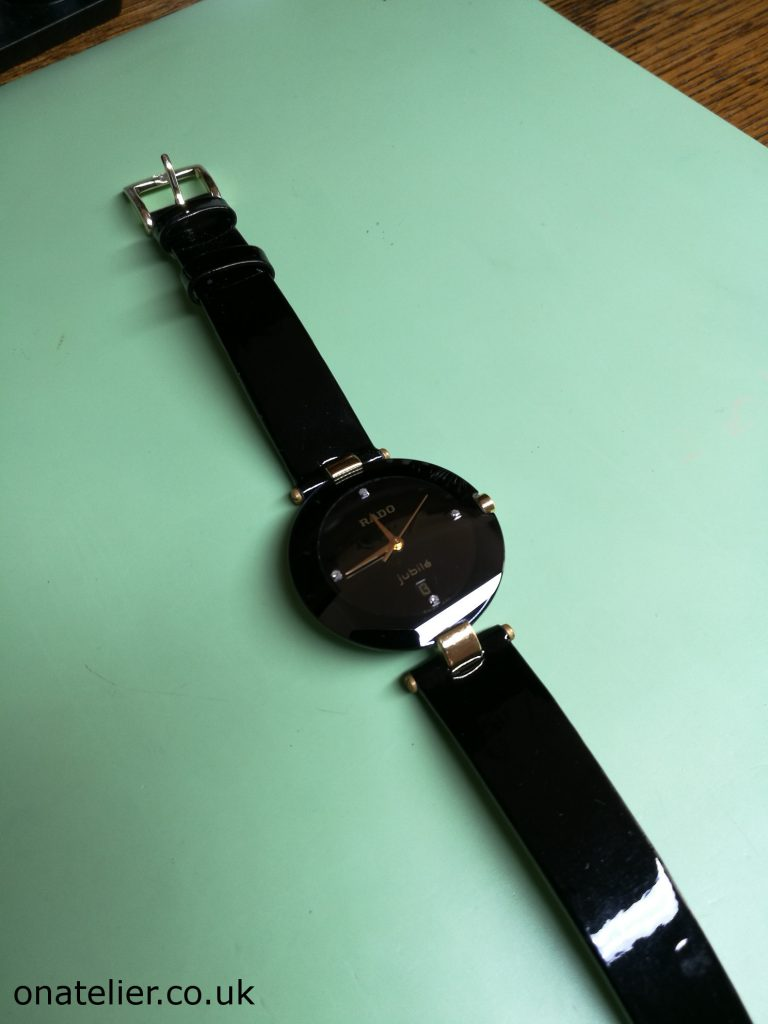 Rado Jubile Battery Replacement