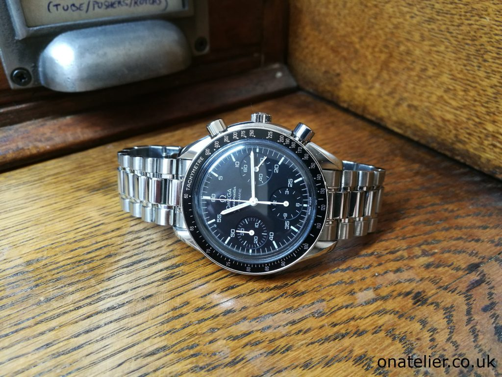 Omega-Speedmaster Reduced Service