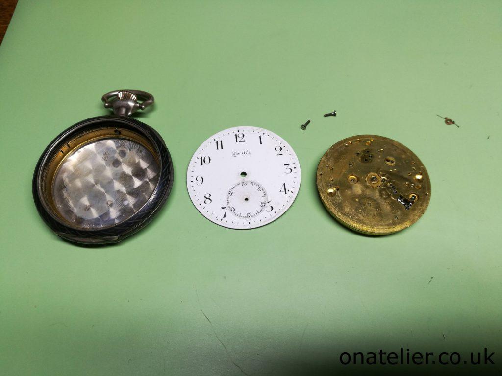 Pocket Watch Service