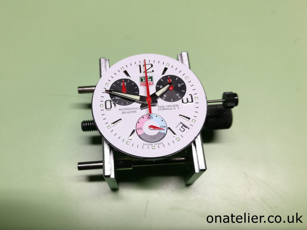 Tag Heuer Formula 1 Service