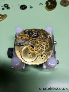Zenith Pocket Watch Movement