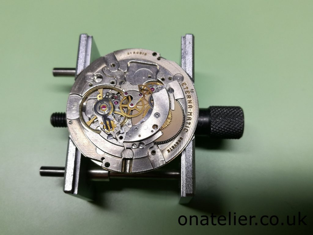 Eterna-Matic Calibre 1457U