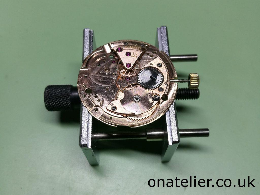 Omega Calibre 561