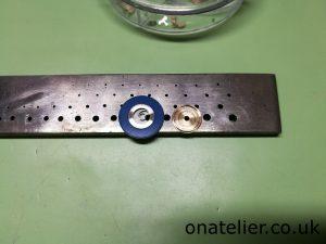 Omega Calibre 561 Mainspring