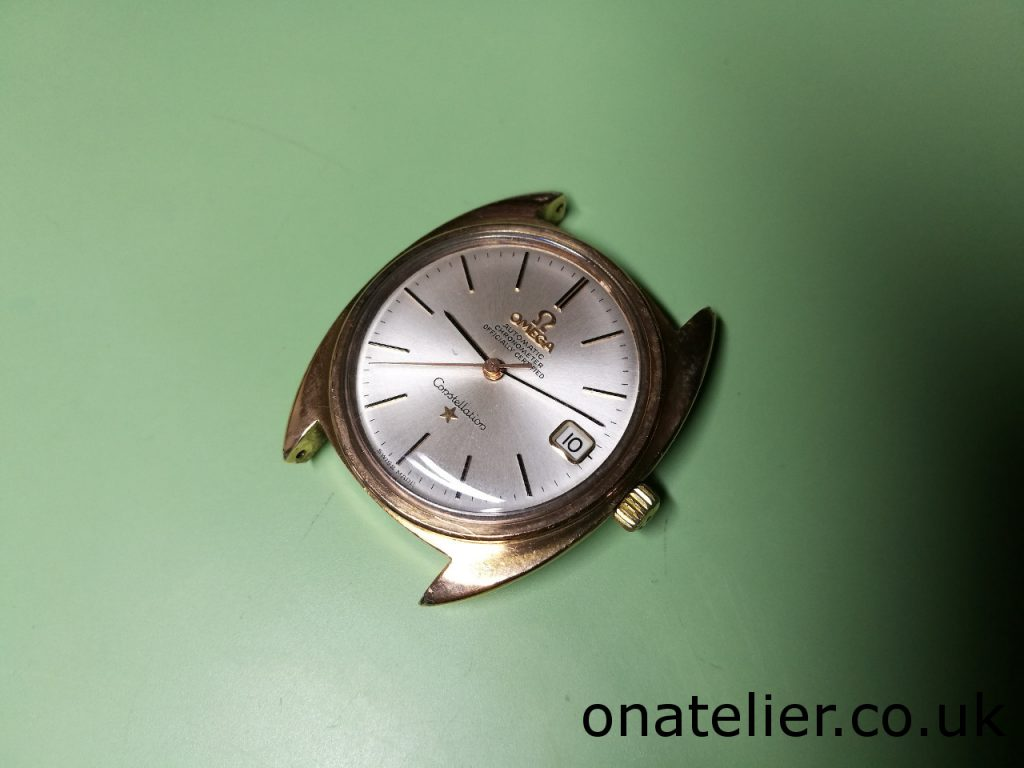 Omega Constellation Automatic-Chronometer 168.017 Cal. 561