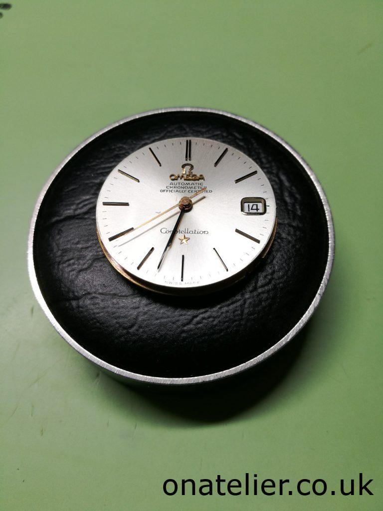 Omega Constellation Chronometer Service