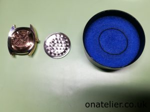Omega-Constellation Gasket Replacement
