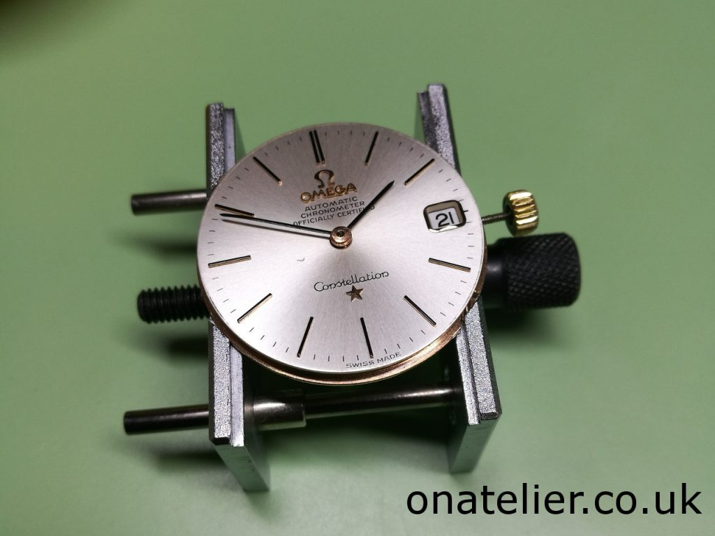 Omega Constellation Service