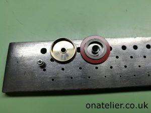 Omega Calibre 285 Mainsprin
