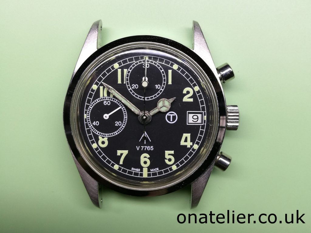 OW Chronograph Service