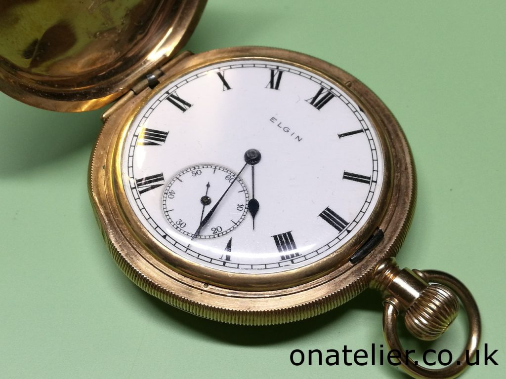 Elgin-Pocket-Watch-Service