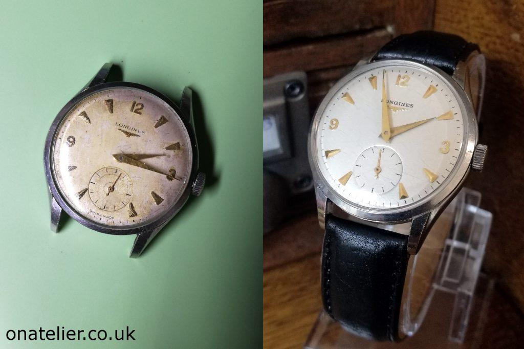 Vintage Longines Restoration