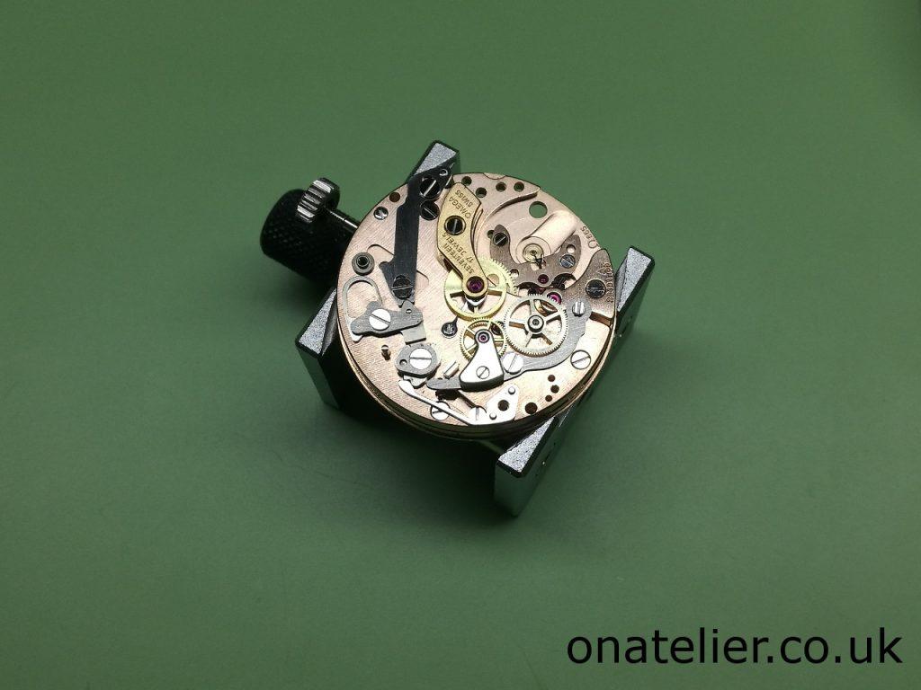 Omega Calibre 865 Service